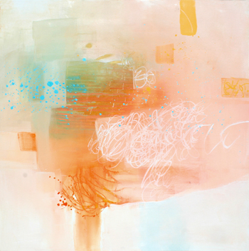 Penny Putnam Abstract Mixed Media Paintings